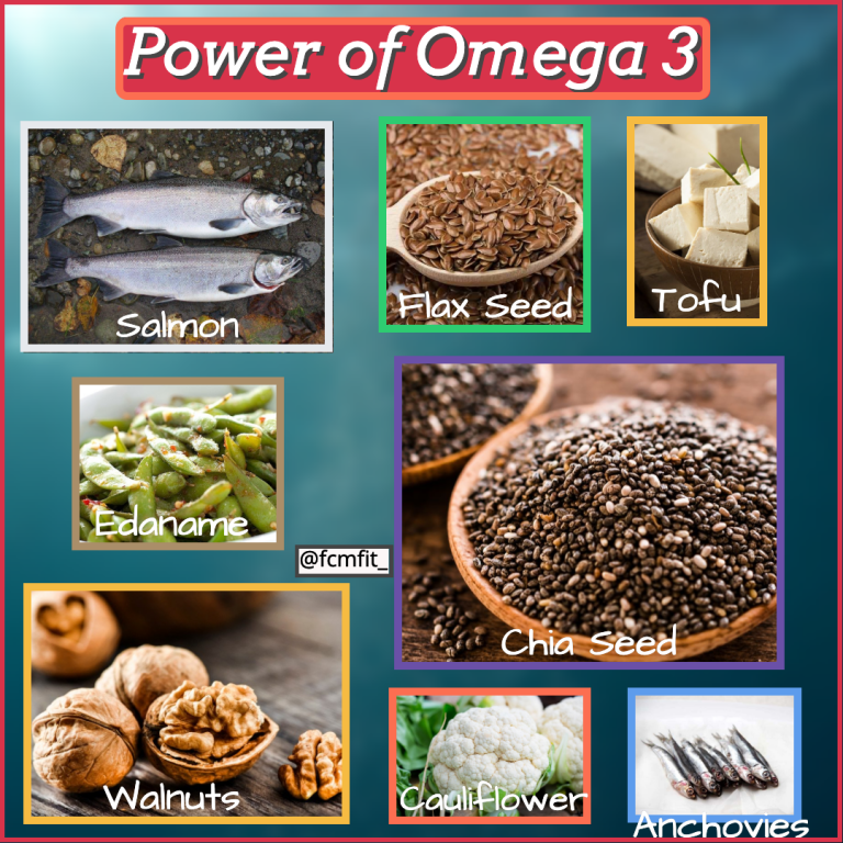 Power of Omega 3
