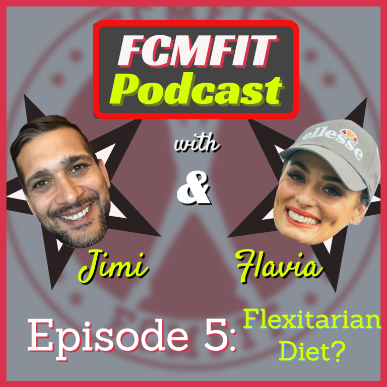 Episode 5: Flexitarian Diet?