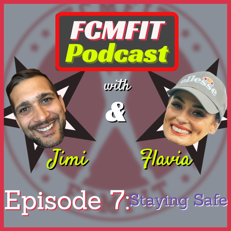 Episode 7: Staying Safe